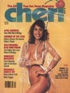 Cheri April 1979 magazine back issue