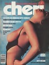 Cheri June 1979 magazine back issue