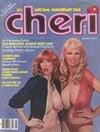 Cheri August 1980 magazine back issue