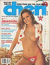 Cheri February 1981 magazine back issue