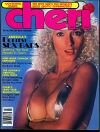 Cheri January 1982 magazine back issue