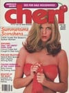 Cheri July 1982 magazine back issue