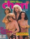 Cheri August 1982 magazine back issue