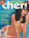 Cheri November 1982 magazine back issue