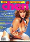 Cheri April 1983 magazine back issue