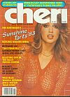 Cheri June 1983 magazine back issue