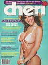 Cheri September 1983 magazine back issue