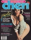 Cheri December 1983 magazine back issue