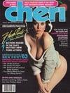 Michelle Maren magazine cover Appearances Cheri December 1983