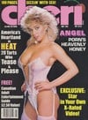 Cheri May 1986 magazine back issue