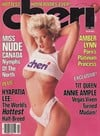 Amber Lynn magazine cover Appearances Cheri October 1986