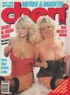 Cheri June 1988 magazine back issue