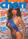Cheri September 1988 magazine back issue