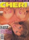 Cheri January 1991 magazine back issue