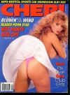Cheri September 1991 magazine back issue
