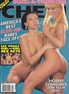 Cheri March 1996 magazine back issue