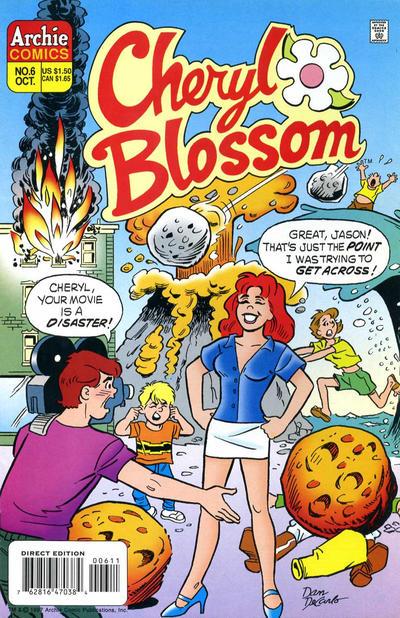 Cheryl Blossom A1 Comix Comic Book Database