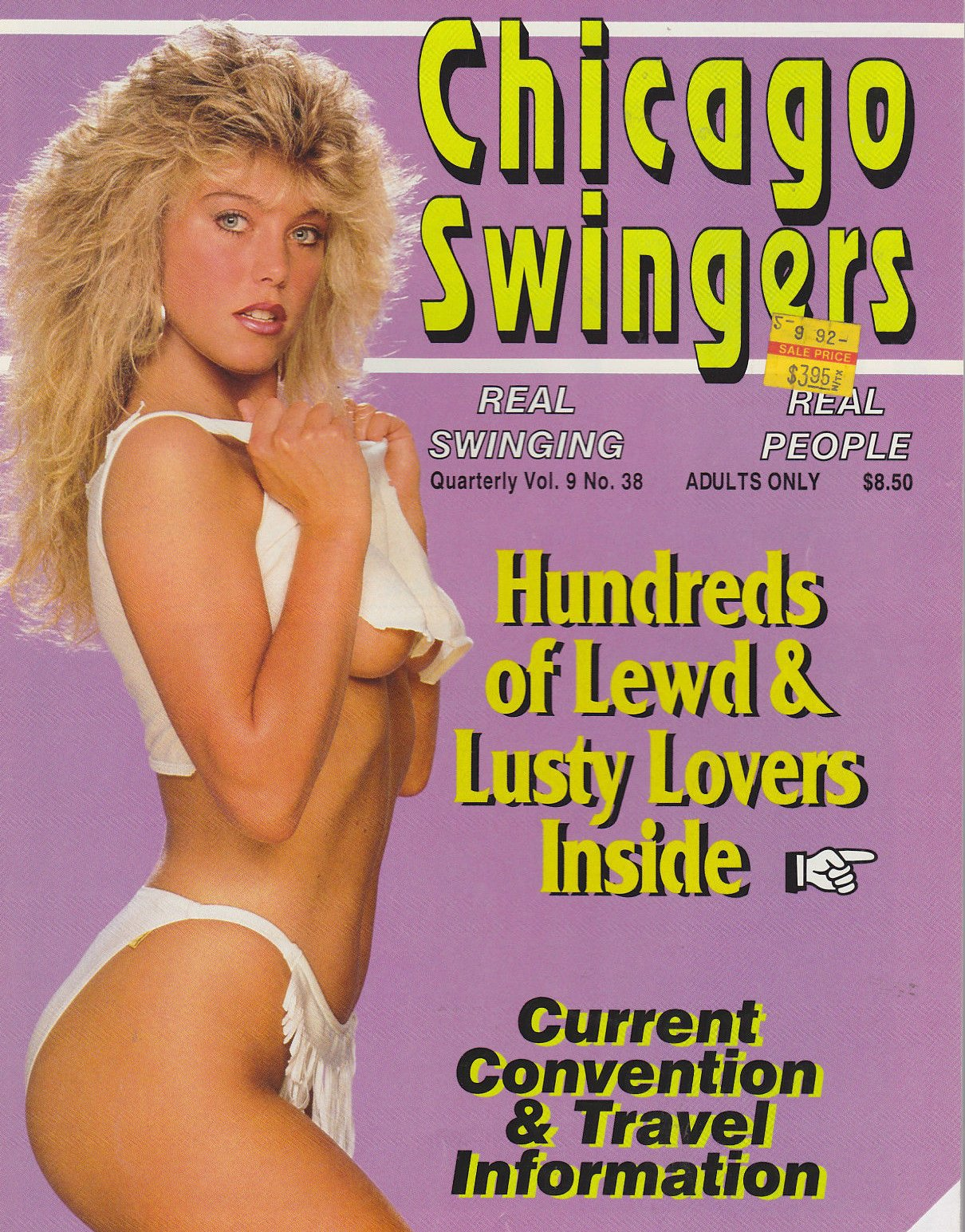 Chicago swingers magazine Being Single Magazine Online