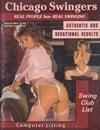 Chicago Swingers # 32 magazine back issue