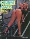 Chunky Asses Vol. 1 # 3 magazine back issue