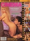 Stephanie Rage Cinema Blue May 1991 magazine pictorial