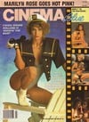 Cinema Blue July 1991 magazine back issue