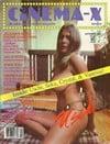 Cinema-X Vol. 1 # 8 magazine back issue cover image