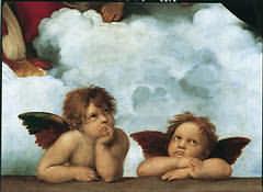 Italian Renaissance painter Raffaello Santi madonna sistine jigsaw puzzle ravensburgers' clementoni madonnasixtinamuseumcollection