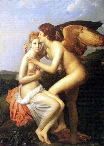 painting puzzle from clementoni, 1000 pieces jigsaw puzzle, amour & psyche amourpsyche
