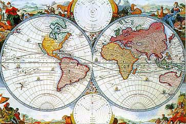 old map jigsaw puzzle by clementoni, 2000 pieces puzzle oldmap
