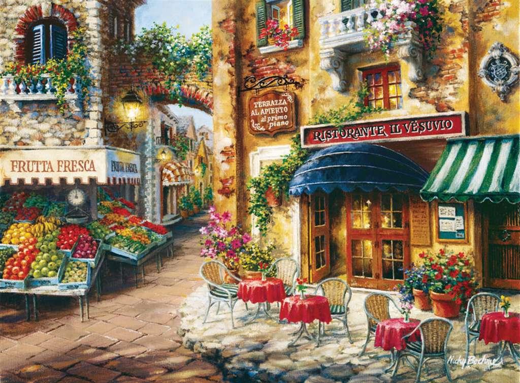Clementoni Jigsaw Puzzle 3000 Pieces Buono Appetito # 33530 Fantasy Series buon-appetito