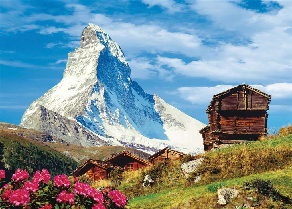 clementoni jigsaw puzzle 1000 pieces of matterhorn cervino, multimedia graphics effects music free d matterhorn-multimedia