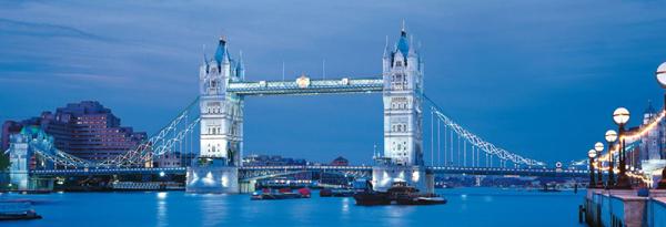 clementoni jigsaw puzzle 1000 pieces of london, england # 39202 london-panorama-travel