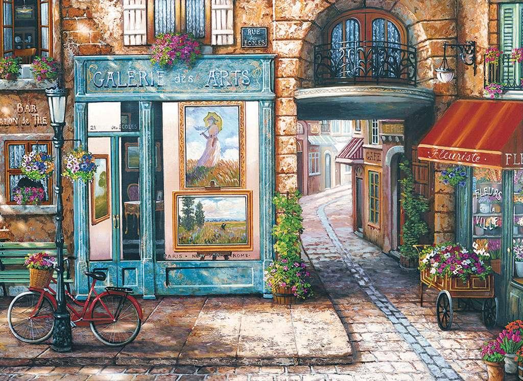 John O'Brien Artist galeries des arts clementonipuzzle # 39229 puzzel galeries-des-arts
