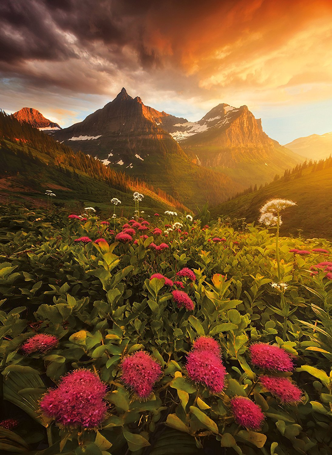 clementoni jigsaw puzzle 1000 pieces of matterhorn cervino, multimedia graphics effects music free d as-it-fades
