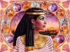 cleopatra,cleopatra clementoni jigsaw puzzle, 1000 pieces puzzle