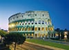 Colosseum Rome Italy 1000 Piece JigsawPuzzle Clementoni puzzles italy