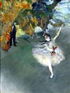 thestar,clementoni art paintings puzzles, jigsaw puzzles, 1000 pieces degas art puzzle