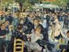 baldumoulindelagalettemuseumseries,PierreAuguste Renoir paintre baldumoulin musee casse-tete cassetetes 1000 pieces clementoni
