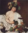 bacchus,jigsaw puzzle by clementoni of bacchus painting caravaggio 1000 pieces