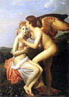 painting puzzle from clementoni, 1000 pieces jigsaw puzzle, amour & psyche