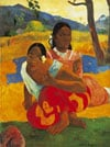 PaulGauguin Artist post-impressionism when will you marry clementonipuzzle # 314584 puzzel