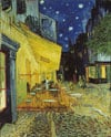 Cafe de Noche Van Gogh painting jigsaw puzzle museum collection 1000pieces clementoni artwork