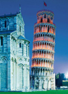 Leaning Tower of Pisa Rome Italy 1000 Piece JigsawPuzzle Clementoni puzzles italy Puzzle