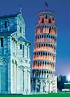 Leaning Tower of Pisa Rome Italy 1000 Piece JigsawPuzzle Clementoni puzzles italy