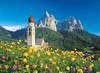 Sud Tirolo, Church Saint Velentin jigsaw puzzle clementoni 1500 Pieces # 319978 Puzzle