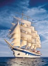 Clemmy Puzzle Jigsaw Type great sailing Ship photograph Puzzle