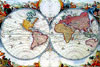 old map jigsaw puzzle by clementoni, 2000 pieces puzzle