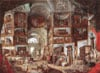 ancient-rome,GiovanniPannini ItalianPainter Views of AncientRome Ravensburger Jigsaw Puzzle 2000 Pieces # 325320