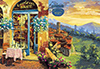 Clementoni Jigsaw Puzzle 2000 Pieces L'Enoteca # 32552 Painter of Light Puzzle
